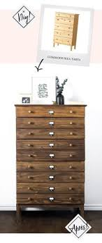 ikea tarva dresser hack. TARVA IKEA HACK | Du Petit Doux Ikea Tarva Dresser Hack