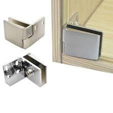 unbelievable glass door hinges frameless glass cabinet door hinges choice image doors design ideas