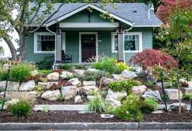 Rock Landscaping Ideas Backyard Rock Garden Ideas To Implement In