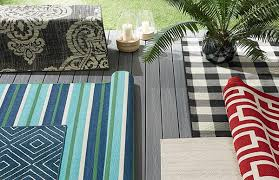 why you should use an indoor outdoor rug indoors