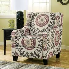 ashley accent chairs dining room chair for sale circle abstract patterned ashley accent in the living room