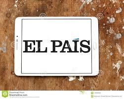 Logo Del Quotidiano Di EL Pais Immagine Editoriale - Immagine di icone,  media: 120069280