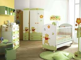 decoration amazing baby nursery rooms inspired by the pooh with green cabinet and storage rug