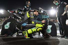 Valentino rossi admits he is worried about his form on the petronas srt yamaha compared to his factory counterparts, after qualifying 17th for the motogp portuguese grand prix. Valentino Rossi Explains Worst Ever Motogp Qualifying Result