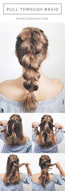Easy To Do Hairstyles 72 Stunning 24 Simple Easy Daily Hairstyles For Long Hair Beauties Beauty