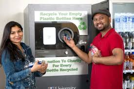 Reverse Vending Machine Uk Enchanting Glasgow University First In UK To Install 'reverse Vending' Machine