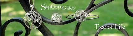the southern gates collection of tree of life jewelry is inspired by the skilled blacksmiths of the 18th and 19th centuries in the charleston and savannah