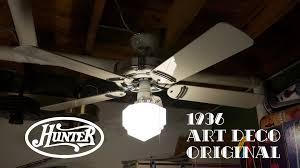 Art Deco Ceiling Fan 1