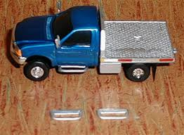 Toy Truck Parts - Moore's Farm Toys