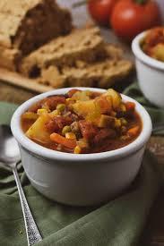 best instant pot vegetable soup recipe