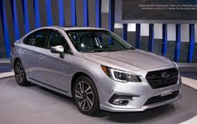2018 subaru sedan. beautiful 2018 2018 subaru legacy 2017 chicago auto show to subaru sedan