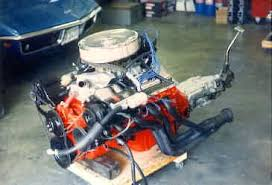 high performance chevrolet engine parts for by owner another of my big block engines fresh and ready to go