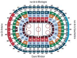 Detailed Seating Chart Bell Centre Montreal Tim And Jills Travelogue