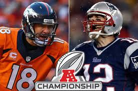 Image result for Broncos Patriots