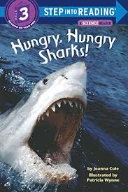 national geographic hungry hungry sharks is another option if you are looking for a quality nonfiction book for children to read aloud