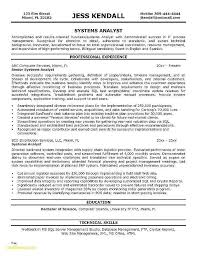 Business Systems Analyst Resume Template Delectable Business Systems Analyst Resume Best Of Data Analyst Resume Template