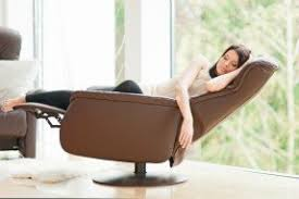 genuine leather swivel recliner chairs. slim and beautiful norwegian leather swivel recliner. genuine recliner chairs u