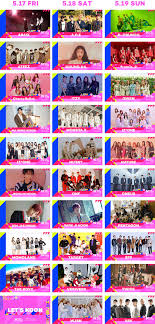 Kcon Seating Chart 2018 Kcon 2019 Japan Mwave