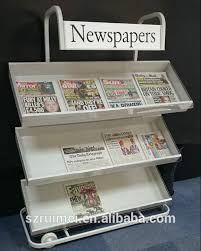 newspaper rack for office. Customized Professhional Office/library Popular Newspaper Rack For Office K
