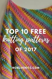 Free Knitting Patterns Magnificent Top 48 Free Knitting Patterns Of 48 NobleKnits