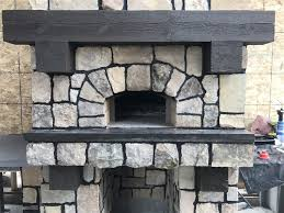 20 tall wood burning fireplace we can accommodate any of your wants needs we can also do all masonry work needed to complete your project from start
