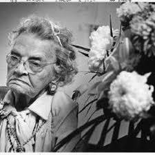 Effie Doyle, a native Sacramentan, shown at age 100 — Calisphere