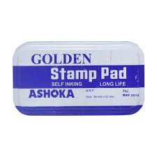 Stamp 22 Golden piece Rs Pad Id At 14769414312 Pads