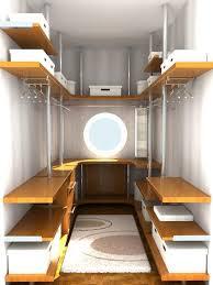 walk in closet organizer. Small Walk-in Closet Design With Round Window Walk In Organizer