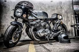 honda cb900 cafe racer bikebound