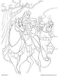 Small Picture Free Printable Sleeping Beauty Coloring Pages Earlymomentscom