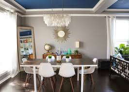modern dining room ikea with a 60 mid century table hack kailo chic life