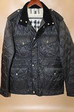 Burberry Mens Garrington Quilted Jacket   eBay & item 3 #116 Burberry Brit 'Garrington' Quilted Field Jacket Size L BLACK  RETAIL $950 -#116 Burberry Brit 'Garrington' Quilted Field Jacket Size L  BLACK ... Adamdwight.com