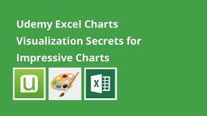 Udemy Dashboard Designing And Interactive Charts In Excel