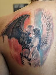 ангелы татуировки значение эскизы фото Tattoofotos