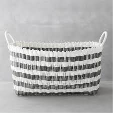 extra large woven laundry basket. Contemporary Large View In Gallery Woven Laundry Basket From Crate U0026 Barrel To Extra Large Laundry Basket