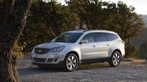 2013 Chevrolet Traverse LTZ review notes | Autoweek