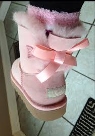 Light Pink Uggs Bailey Bow Light Pink Uggs With Bows