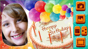 photofunia birthday card awesome of happy birthday picture frames free of android version