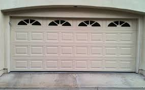 almond garage doorAlmond color garage door  all county garage doors