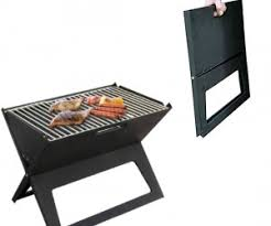 Foldable Grill  Is there anything that can't fold flat these days?