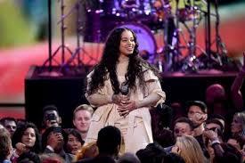 getty images ella mai performing at 2018 american awards