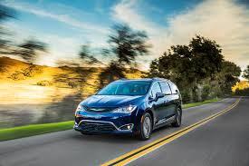 Hybrid Rebates 2017 Chrysler Pacifica Time Is Right For Hybrid Minivan Green