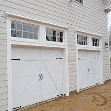 faux carriage garage doors.  Doors Creating A Faux Carriage Garage Door  Pinterest Garage Doors  Doors And Doors For O