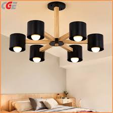 creative dining room chandelier. The Chandelier Simple Creative Living Room Lamp Personality Dining  Bedroom Study Solid Wood Ceiling Light Creative Dining Room Chandelier L