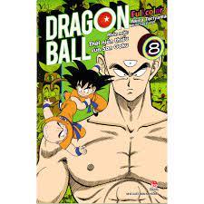Truyện tranh- Dragon Ball Full Color - Phần Một: Thời Niên Thiếu Của Son  Goku - Tập 8 [Tặng Kèm Bookmark]