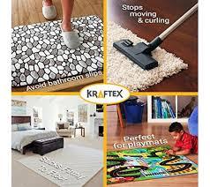 rug gripper tape pads anti slip non skid carpet corners easily stick rugs to