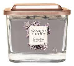 <b>Ароматическая свеча Evening Star</b> Yankee Candle — купить ...