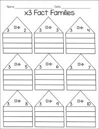 Fact Triangle Worksheets Free Printables | Loving Printable