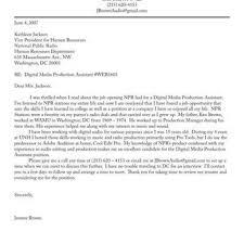 Resume Cover Letter Template | Trattorialeondoro