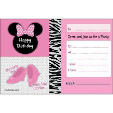 15 Blank Birthday Invitations Proposal Review